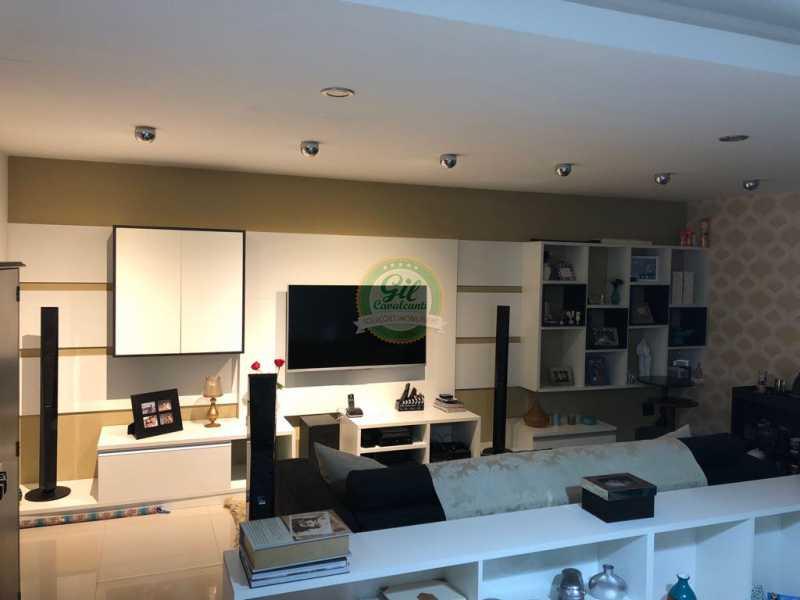 Sala  - Casa em Condomínio 3 quartos à venda Jacarepaguá, Rio de Janeiro - R$ 730.000 - CS2230 - 9