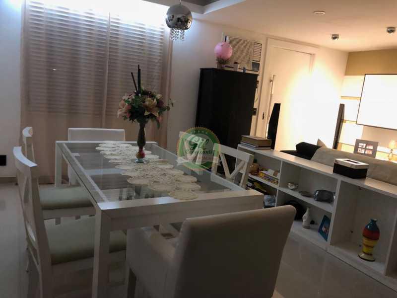 Sala  - Casa em Condomínio 3 quartos à venda Jacarepaguá, Rio de Janeiro - R$ 730.000 - CS2230 - 6