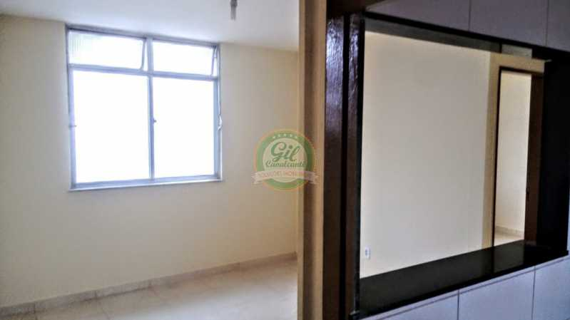 Sala/Cozinha - Apartamento 2 quartos à venda Taquara, Rio de Janeiro - R$ 170.000 - AP1768 - 4