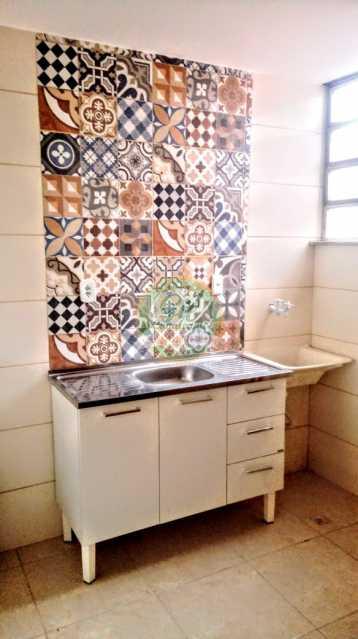 Cozinha  - Apartamento 2 quartos à venda Taquara, Rio de Janeiro - R$ 170.000 - AP1768 - 5