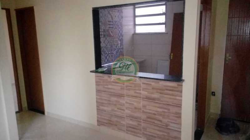Sala/Cozinha - Apartamento 2 quartos à venda Taquara, Rio de Janeiro - R$ 170.000 - AP1768 - 3