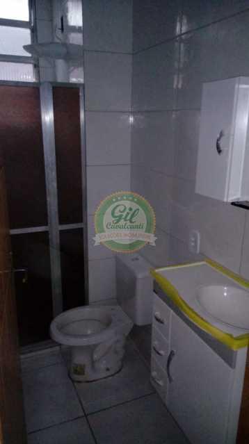 Banheiro - Apartamento 2 quartos à venda Taquara, Rio de Janeiro - R$ 170.000 - AP1768 - 8