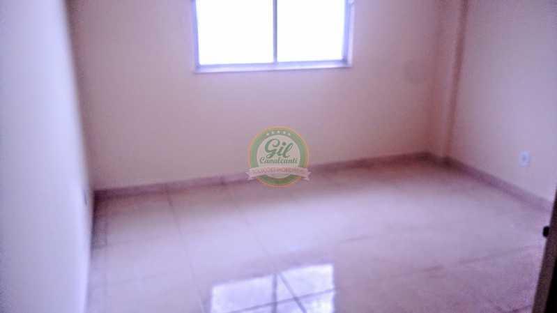 Quarto - Apartamento 2 quartos à venda Taquara, Rio de Janeiro - R$ 170.000 - AP1768 - 7