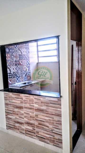 Cozinha - Apartamento 2 quartos à venda Taquara, Rio de Janeiro - R$ 170.000 - AP1768 - 6