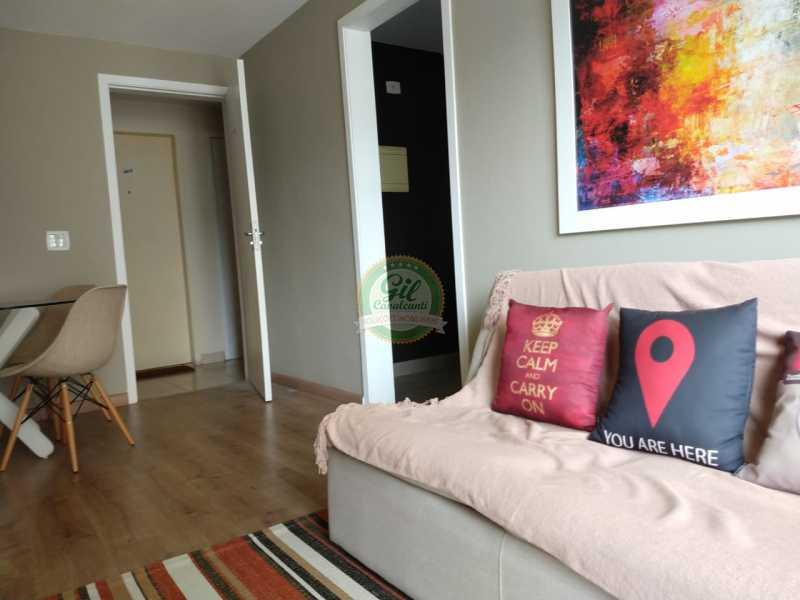 03-Sala - Apartamento Taquara,Rio de Janeiro,RJ À Venda,2 Quartos,53m² - AP1764 - 4