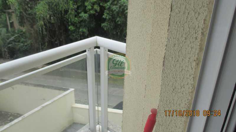 09-Varanda - Apartamento Taquara,Rio de Janeiro,RJ À Venda,2 Quartos,53m² - AP1764 - 10