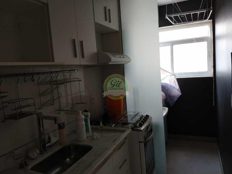 24-Cozinha - Apartamento Taquara,Rio de Janeiro,RJ À Venda,2 Quartos,53m² - AP1764 - 25