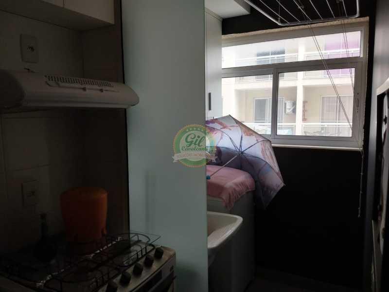28-Cozinha - Apartamento Taquara,Rio de Janeiro,RJ À Venda,2 Quartos,53m² - AP1764 - 29