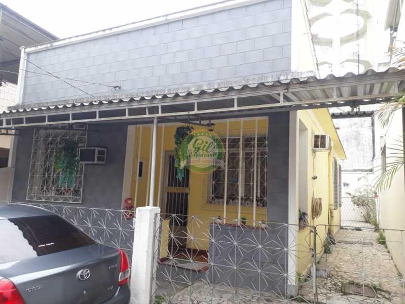 Fachada 1. - Casa em Condomínio 3 quartos à venda Madureira, Rio de Janeiro - R$ 350.000 - CS2241 - 1