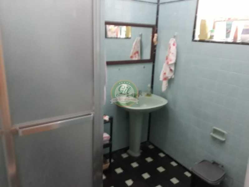 Banheiro 1. - Casa em Condomínio 3 quartos à venda Madureira, Rio de Janeiro - R$ 350.000 - CS2241 - 3