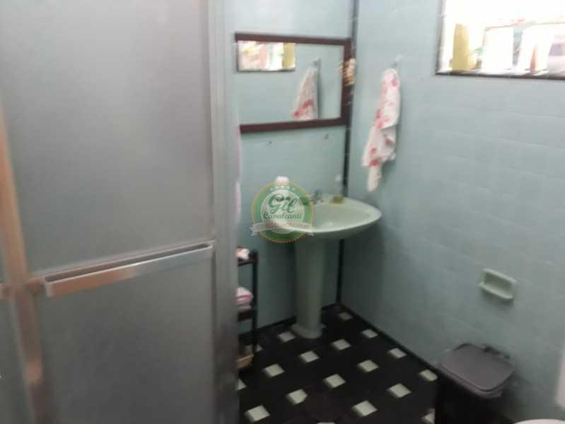 Banheiro 2. - Casa em Condomínio 3 quartos à venda Madureira, Rio de Janeiro - R$ 350.000 - CS2241 - 4