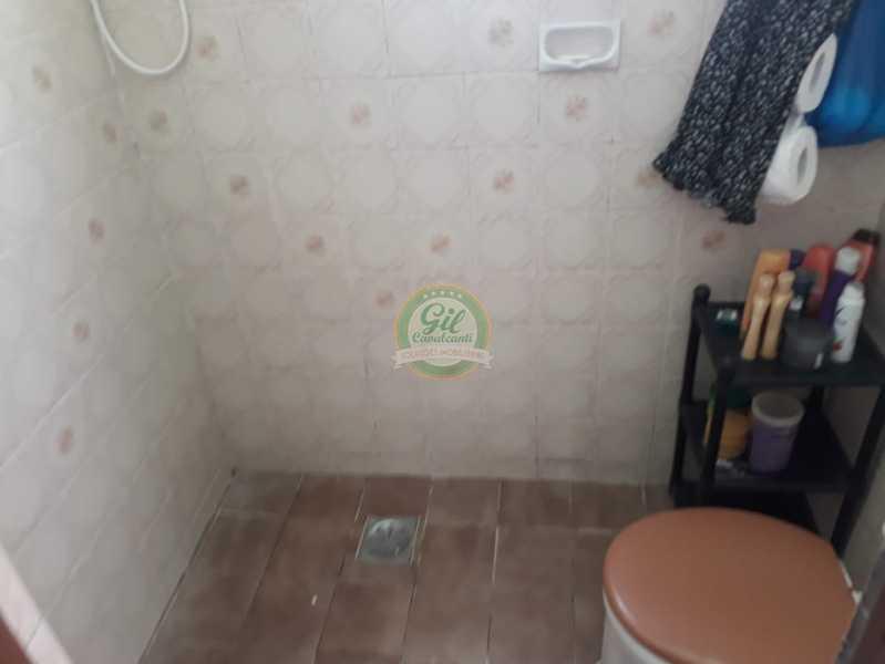 Banheiro 3. - Casa em Condomínio 3 quartos à venda Madureira, Rio de Janeiro - R$ 350.000 - CS2241 - 5