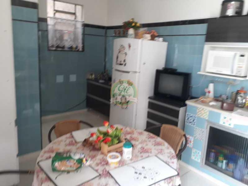 Cozinha 1. - Casa em Condomínio 3 quartos à venda Madureira, Rio de Janeiro - R$ 350.000 - CS2241 - 7