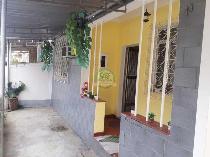 Fachada 3. - Casa em Condomínio 3 quartos à venda Madureira, Rio de Janeiro - R$ 350.000 - CS2241 - 12