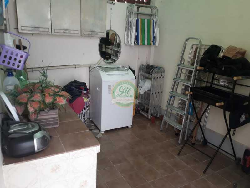 Lavanderia 1. - Casa em Condomínio 3 quartos à venda Madureira, Rio de Janeiro - R$ 350.000 - CS2241 - 13