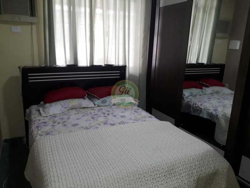 Quarto 1. - Casa em Condomínio 3 quartos à venda Madureira, Rio de Janeiro - R$ 350.000 - CS2241 - 14