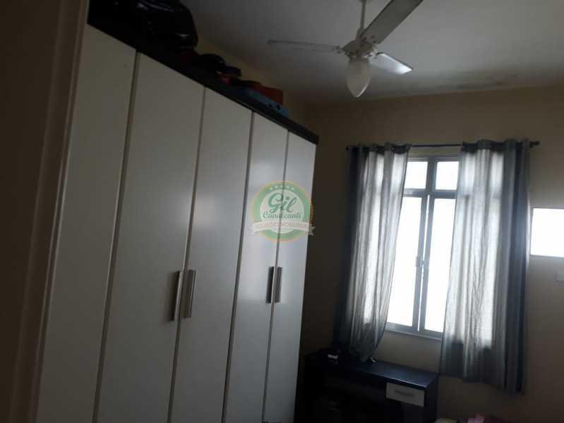 Quarto 3. - Casa em Condomínio 3 quartos à venda Madureira, Rio de Janeiro - R$ 350.000 - CS2241 - 16