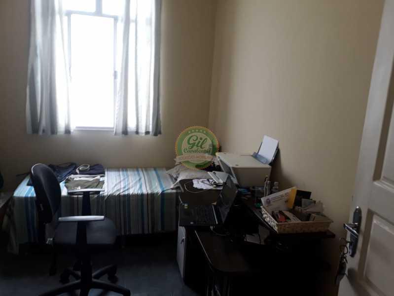 Quarto 4. - Casa em Condomínio 3 quartos à venda Madureira, Rio de Janeiro - R$ 350.000 - CS2241 - 17