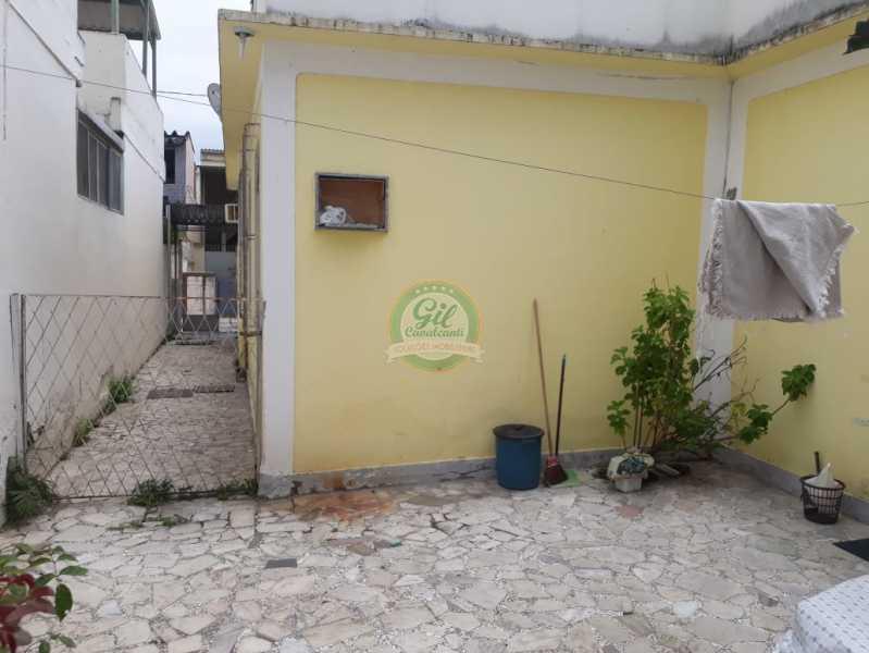 Quintal 2. - Casa em Condomínio 3 quartos à venda Madureira, Rio de Janeiro - R$ 350.000 - CS2241 - 21