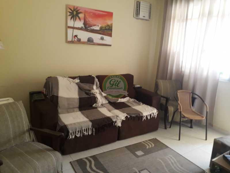 Sala 1. - Casa em Condomínio 3 quartos à venda Madureira, Rio de Janeiro - R$ 350.000 - CS2241 - 22