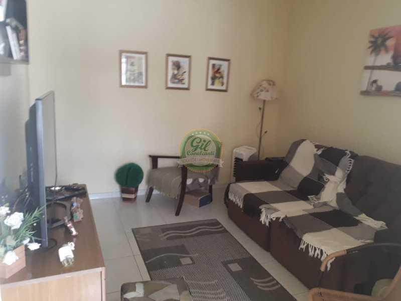 Sala 3. - Casa em Condomínio 3 quartos à venda Madureira, Rio de Janeiro - R$ 350.000 - CS2241 - 24