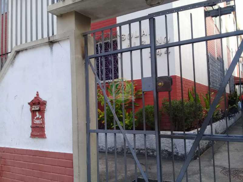 01-Entrada - Apartamento Praça Seca,Rio de Janeiro,RJ À Venda,1 Quarto - AP1779 - 1