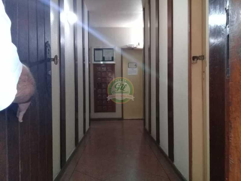 04-Corredor - Apartamento Praça Seca,Rio de Janeiro,RJ À Venda,1 Quarto - AP1779 - 4