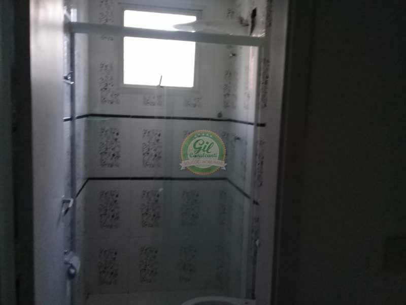 11-Banheiro Social - Apartamento Praça Seca,Rio de Janeiro,RJ À Venda,1 Quarto - AP1779 - 11