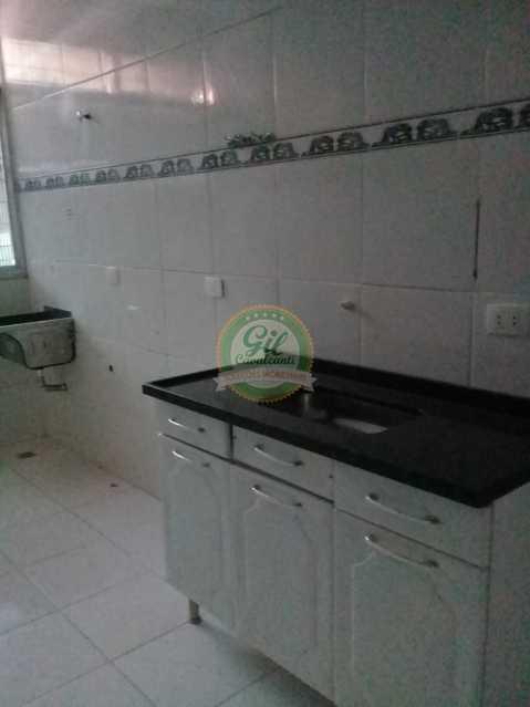 14-Cozinha - Apartamento Praça Seca,Rio de Janeiro,RJ À Venda,1 Quarto - AP1779 - 14