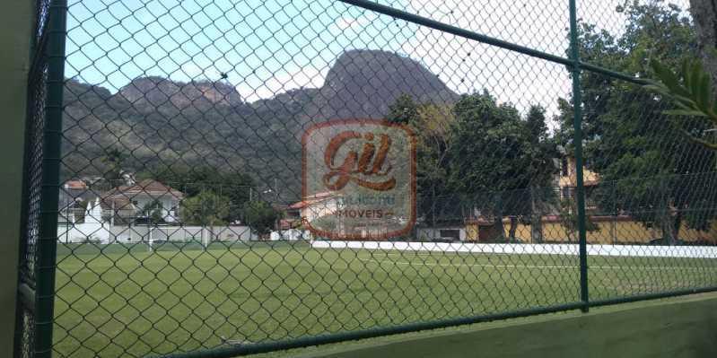 3bd6a70c-a430-4439-a1d7-82f81e - Casa em Condomínio 4 quartos à venda Jacarepaguá, Rio de Janeiro - R$ 1.600.000 - CS2245 - 4