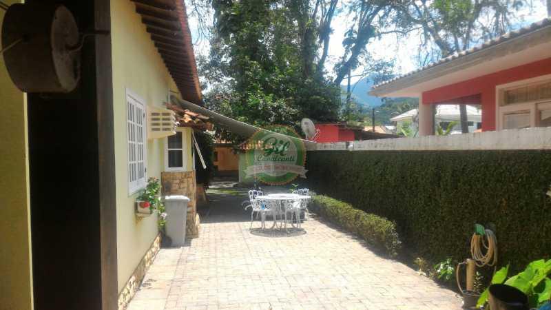 Exteri6. - Casa em Condomínio 3 quartos à venda Jacarepaguá, Rio de Janeiro - R$ 1.250.000 - CS2246 - 4