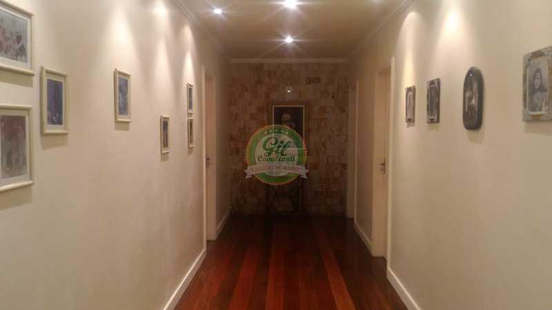 Passagem. - Casa em Condomínio 3 quartos à venda Jacarepaguá, Rio de Janeiro - R$ 1.250.000 - CS2246 - 5