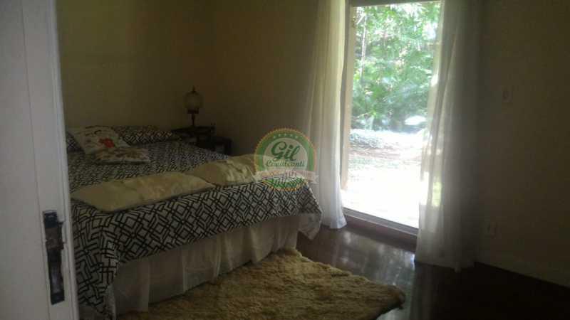 Quarto 2. - Casa em Condomínio 3 quartos à venda Jacarepaguá, Rio de Janeiro - R$ 1.250.000 - CS2246 - 7