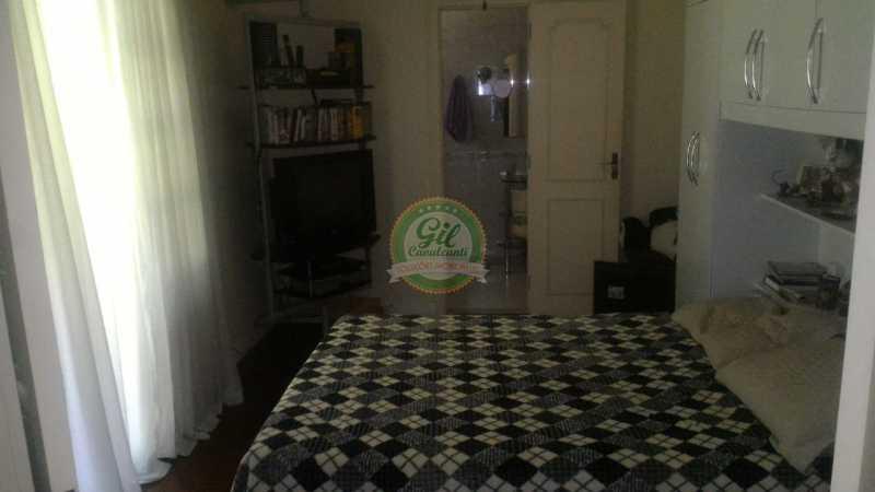 Quarto 3. - Casa em Condomínio 3 quartos à venda Jacarepaguá, Rio de Janeiro - R$ 1.250.000 - CS2246 - 8