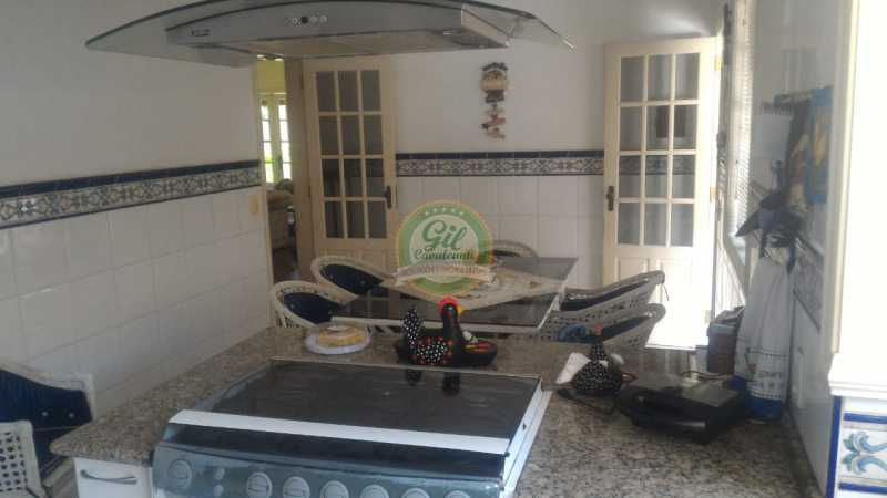 Quarto 4. - Casa em Condomínio 3 quartos à venda Jacarepaguá, Rio de Janeiro - R$ 1.250.000 - CS2246 - 9