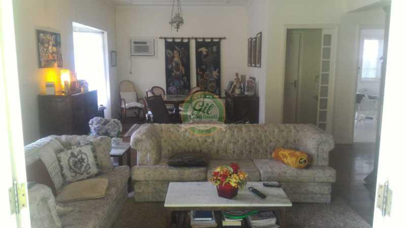 Sala 1. - Casa em Condomínio 3 quartos à venda Jacarepaguá, Rio de Janeiro - R$ 1.250.000 - CS2246 - 10