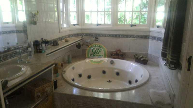 Banheiro 2. - Casa em Condomínio 3 quartos à venda Jacarepaguá, Rio de Janeiro - R$ 1.250.000 - CS2246 - 20