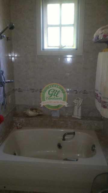 Banheiro 4. - Casa em Condomínio 3 quartos à venda Jacarepaguá, Rio de Janeiro - R$ 1.250.000 - CS2246 - 22