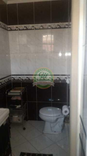 Banheiro 5. - Casa em Condomínio 3 quartos à venda Jacarepaguá, Rio de Janeiro - R$ 1.250.000 - CS2246 - 23