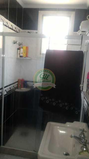 Banheiro 6. - Casa em Condomínio 3 quartos à venda Jacarepaguá, Rio de Janeiro - R$ 1.250.000 - CS2246 - 24