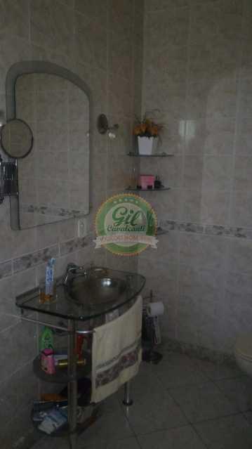 Banheiro 7. - Casa em Condomínio 3 quartos à venda Jacarepaguá, Rio de Janeiro - R$ 1.250.000 - CS2246 - 25