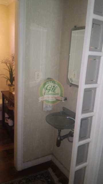 Banheiro 8. - Casa em Condomínio 3 quartos à venda Jacarepaguá, Rio de Janeiro - R$ 1.250.000 - CS2246 - 26