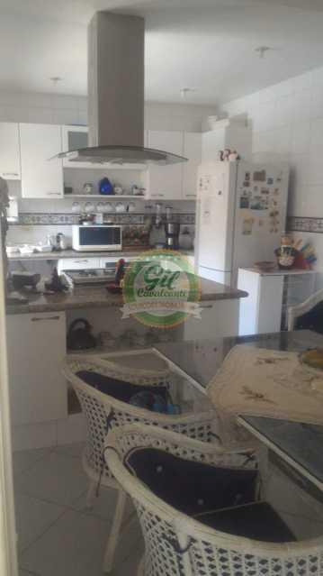 Cozinha. - Casa em Condomínio 3 quartos à venda Jacarepaguá, Rio de Janeiro - R$ 1.250.000 - CS2246 - 27