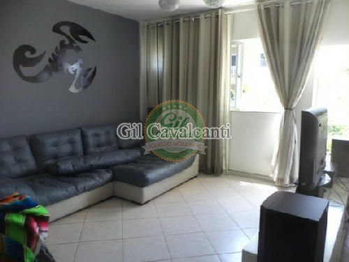 FOTO1 - Apartamento 3 quartos à venda Taquara, Rio de Janeiro - R$ 580.000 - APR0150 - 1