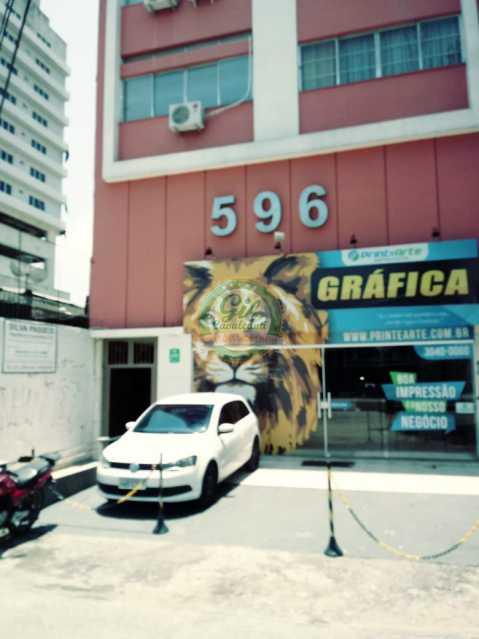 16 - Sala Comercial Tanque,Rio de Janeiro,RJ À Venda,15m² - CM0105 - 1