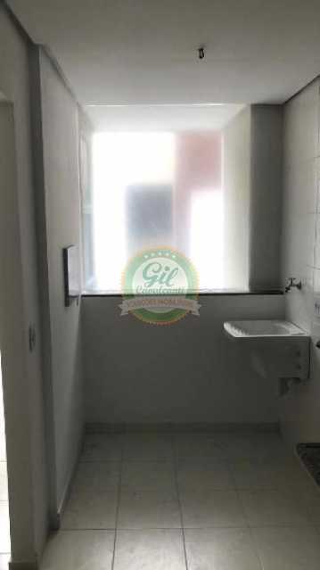 37 - Casa em Condomínio Jardim Sulacap, Rio de Janeiro, RJ À Venda, 2 Quartos, 60m² - CS2260 - 15