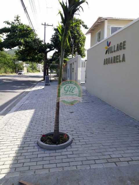 15 - Casa em Condomínio Jardim Sulacap, Rio de Janeiro, RJ À Venda, 2 Quartos, 60m² - CS2260 - 5