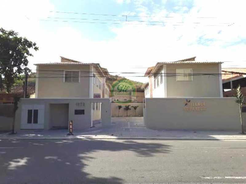 18 - Casa em Condomínio Jardim Sulacap, Rio de Janeiro, RJ À Venda, 2 Quartos, 60m² - CS2260 - 3