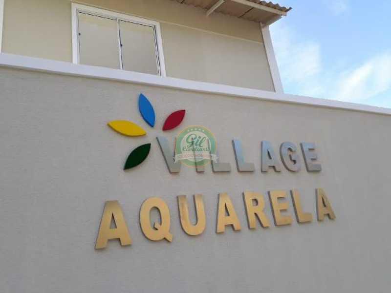 45 - Casa em Condomínio Jardim Sulacap, Rio de Janeiro, RJ À Venda, 2 Quartos, 60m² - CS2260 - 4