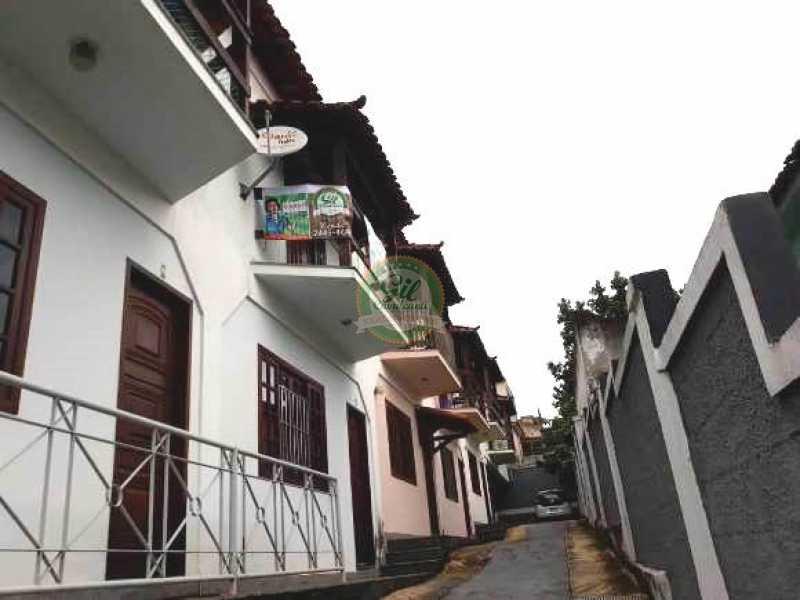 1 - Casa em Condominio Tanque,Rio de Janeiro,RJ À Venda,2 Quartos,58m² - CS2262 - 1